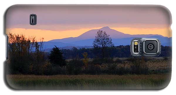 Camel's Hump Mountain From Dead Creek Galaxy S5 Case