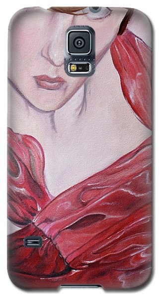 Cami Galaxy S5 Case by Jane Autry