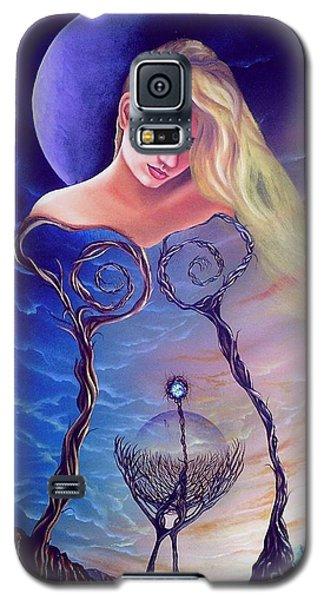 Elementos Galaxy S5 Case by Jorge L Martinez Camilleri
