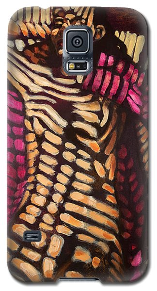 Camouflage Nap Galaxy S5 Case