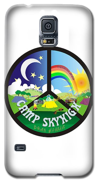 Camp Skyhigh Galaxy S5 Case