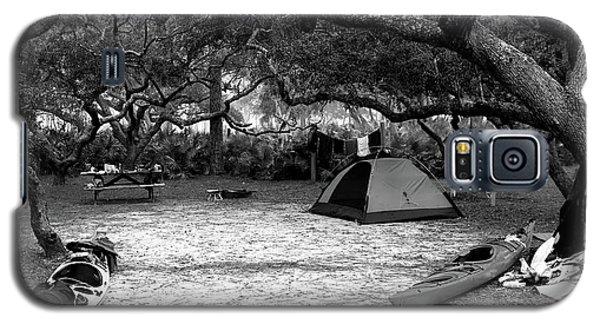 Camp Under Live Oaks Galaxy S5 Case