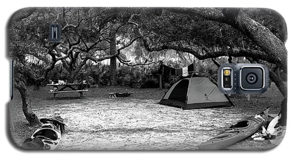 Camp Under Live Oaks Galaxy S5 Case