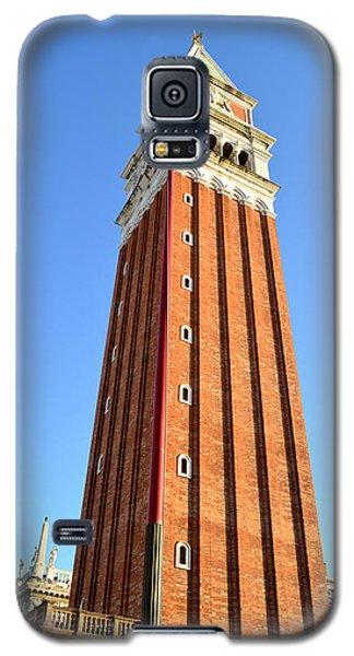 Campanile Di San Marco In Venice Galaxy S5 Case