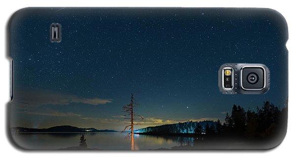 Campfire 1 Galaxy S5 Case