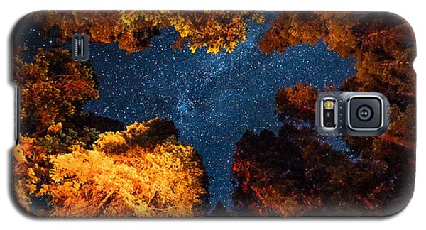 Camping Under The Stars  Galaxy S5 Case