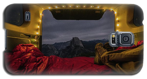 Camping Views Galaxy S5 Case