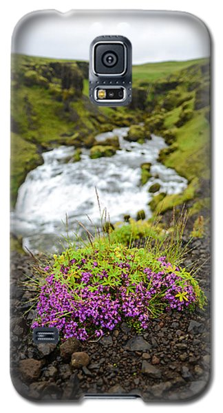 Campion On The Fimmvorduhals Galaxy S5 Case