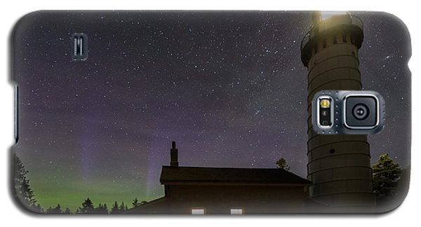 Cana Island Northern Lights Galaxy S5 Case