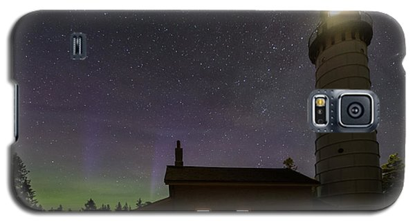 Cana Island Northern Lights Galaxy S5 Case