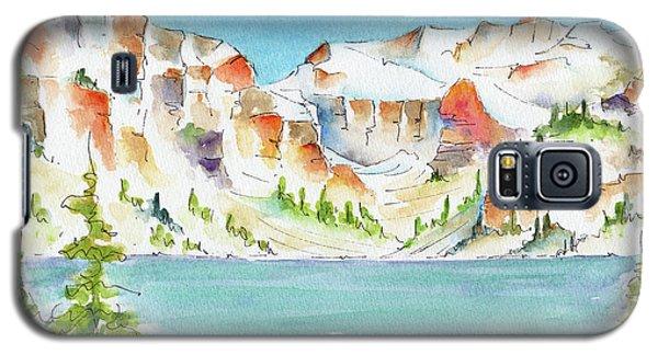 Canada 150 Alberta Galaxy S5 Case