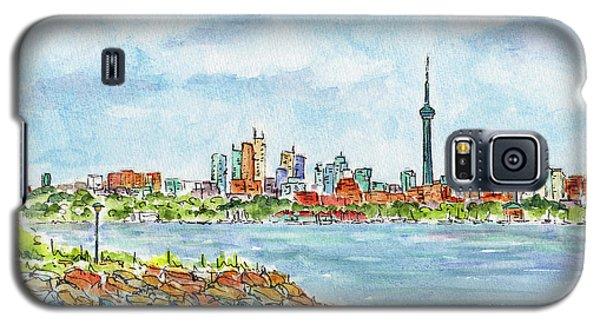 Canada 150 Ontario Galaxy S5 Case