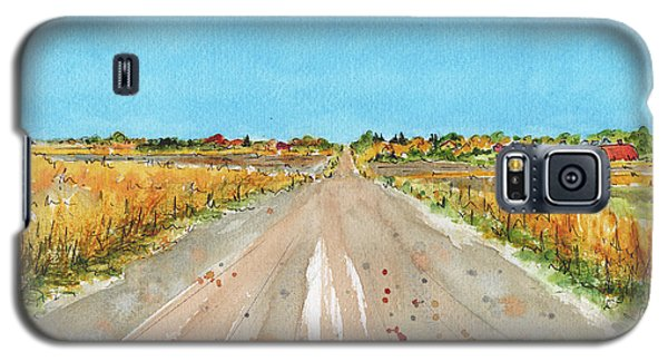 Canada 150 Saskatchewan Galaxy S5 Case