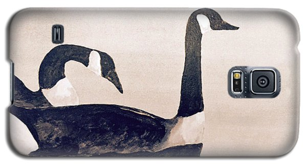 Canada Geese Galaxy S5 Case