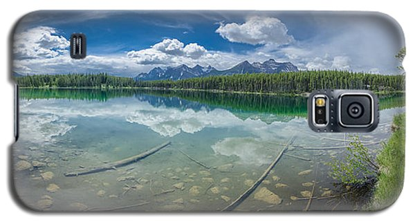 Canadian Beauty 2 Galaxy S5 Case