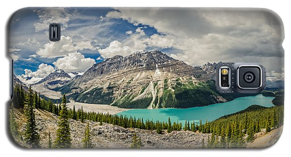 Canadian Beauty 3 Galaxy S5 Case
