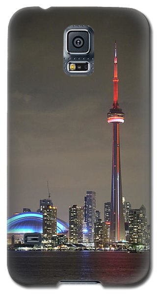 Canadian Landmark Galaxy S5 Case by Nick Mares