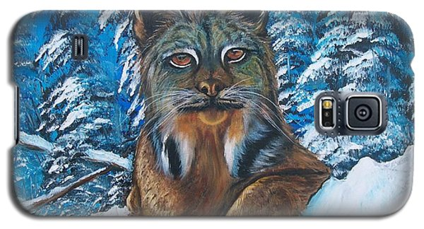 Canadian Lynx Galaxy S5 Case
