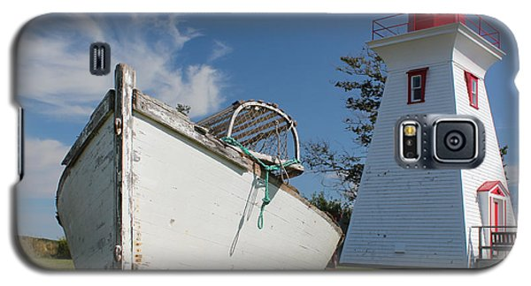 Canadian Maritimes Lighthouse Galaxy S5 Case