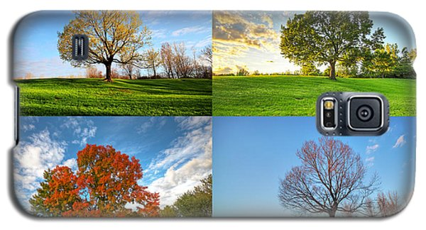 Canadian Seasons Galaxy S5 Case by Mircea Costina Photography
