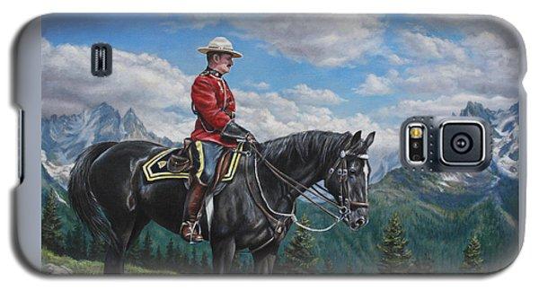 Canadian Majesty Galaxy S5 Case