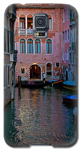 Canal At Dusk Galaxy S5 Case