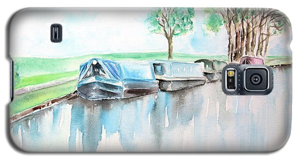 Canal Journey Galaxy S5 Case