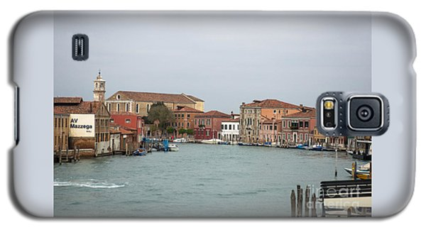 Canal Of Murano Galaxy S5 Case