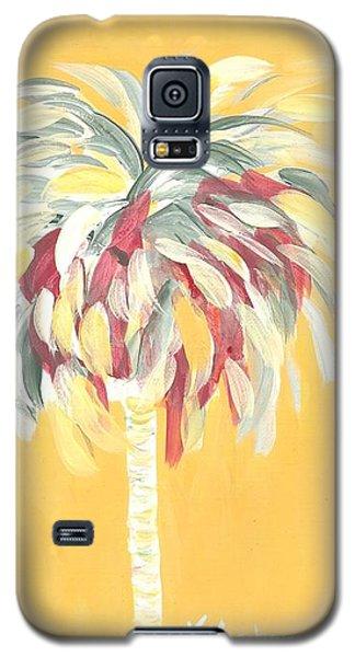 Canary Palm Tree Galaxy S5 Case