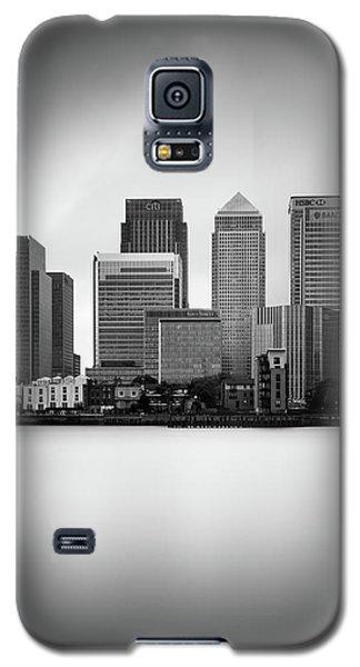 Canary Wharf II, London Galaxy S5 Case