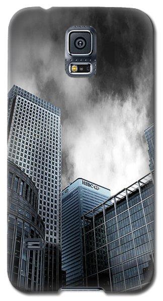 Canary Wharf Galaxy S5 Case by Martin Newman