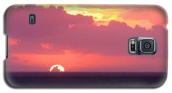 Sunrise Interrupted Galaxy S5 Case