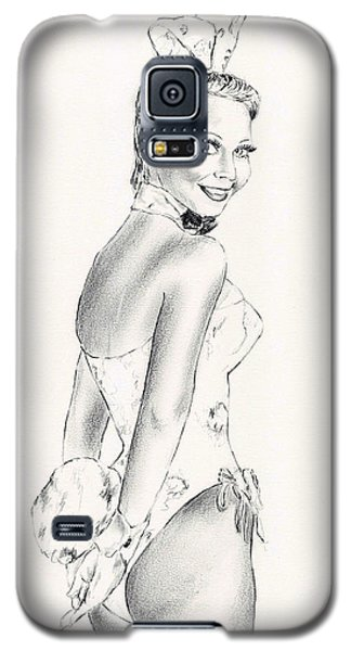 Candace Collins Galaxy S5 Case by Vincent Wolff