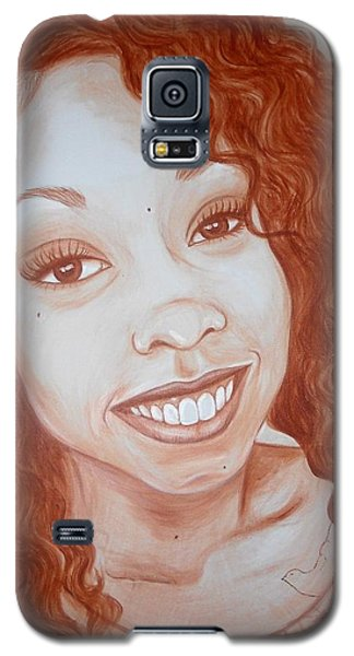 Candace Galaxy S5 Case by Jenny Pickens