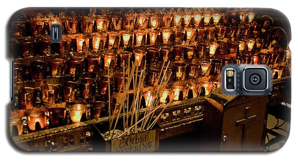 Candle Offerings St. Patrick Cathedral Galaxy S5 Case