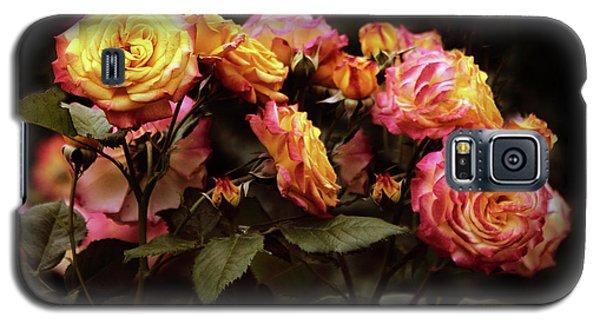 Candlelight Rose  Galaxy S5 Case by Jessica Jenney