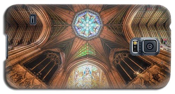 Candlemas - Octagon Galaxy S5 Case