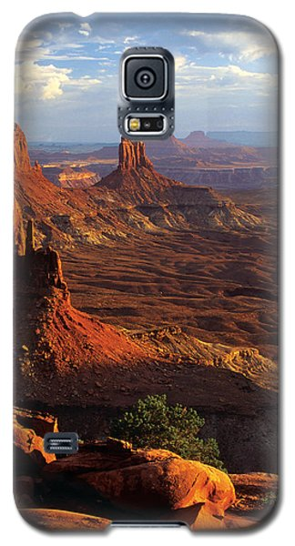 Candlestick Tower Sunset Galaxy S5 Case