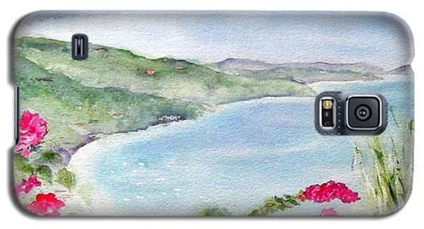 Cane Garden Bay Galaxy S5 Case