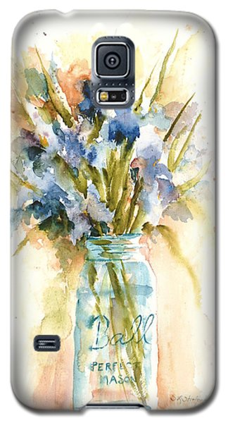 Canning Irises Galaxy S5 Case