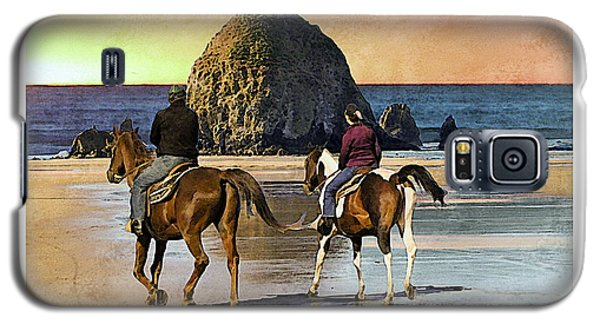 Cannon Beach Galaxy S5 Case