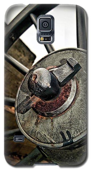 Cannon Wheel Galaxy S5 Case