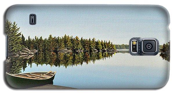 Canoe The Massassauga Galaxy S5 Case