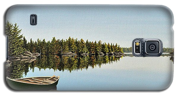 Canoe The Massassauga Galaxy S5 Case
