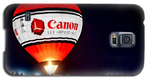 Canon - See Impossible - Hot Air Balloon Galaxy S5 Case