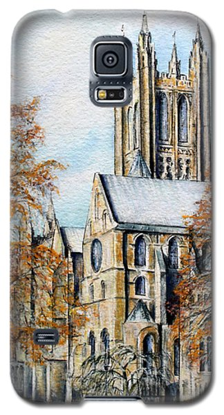 Canterbury Cathedral Galaxy S5 Case by Rosemary Colyer