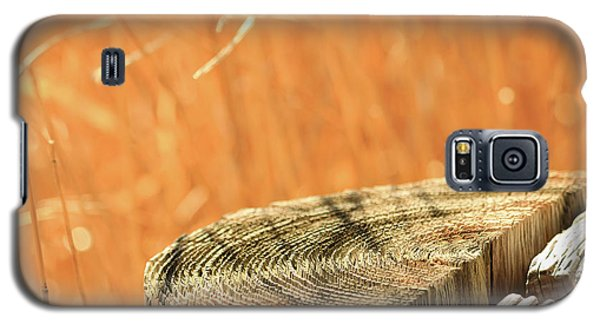 Cantigny Fence Post Galaxy S5 Case