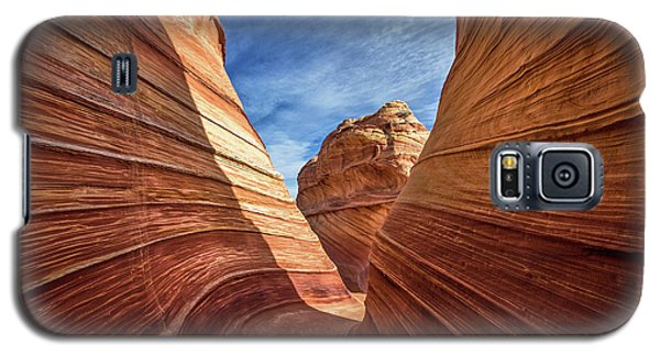 Canyon Atthe Wave Galaxy S5 Case
