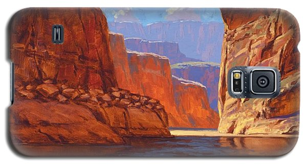 Grand Canyon Galaxy S5 Case - Canyon Colors by Cody DeLong