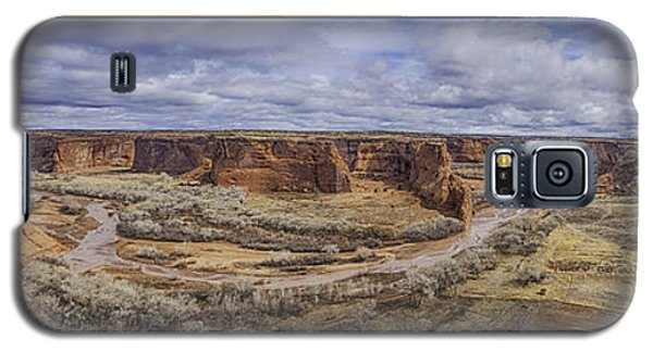 Canyon De Chelly Galaxy S5 Case by R Thomas Berner